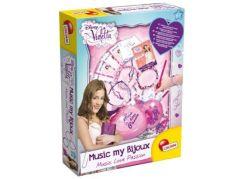 Lisciani Giochi Disney Violetta Hudební bižuterie