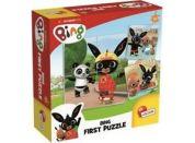 Liscianigiochi Bing Moje první puzzle 8x4 dílky