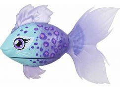 Little Live Pets Plavající rybka modrý Furtail