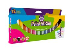 Little Brian Paint Sticks standard 12-pack