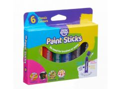 Little Brian Paint Sticks standard 6-pack