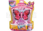 Little Live Pets Motýl - Roztomilá křídla
