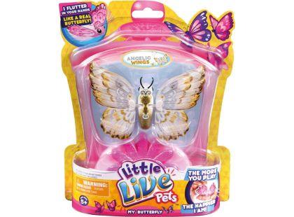 Little Live Pets Motýl - Andělská křídla