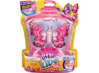Little Live Pets Motýl - Skvostná křídla