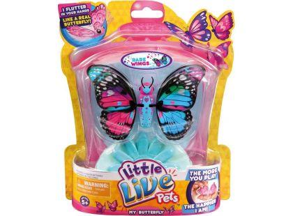 Little Live Pets Motýl - Vzácná křídla