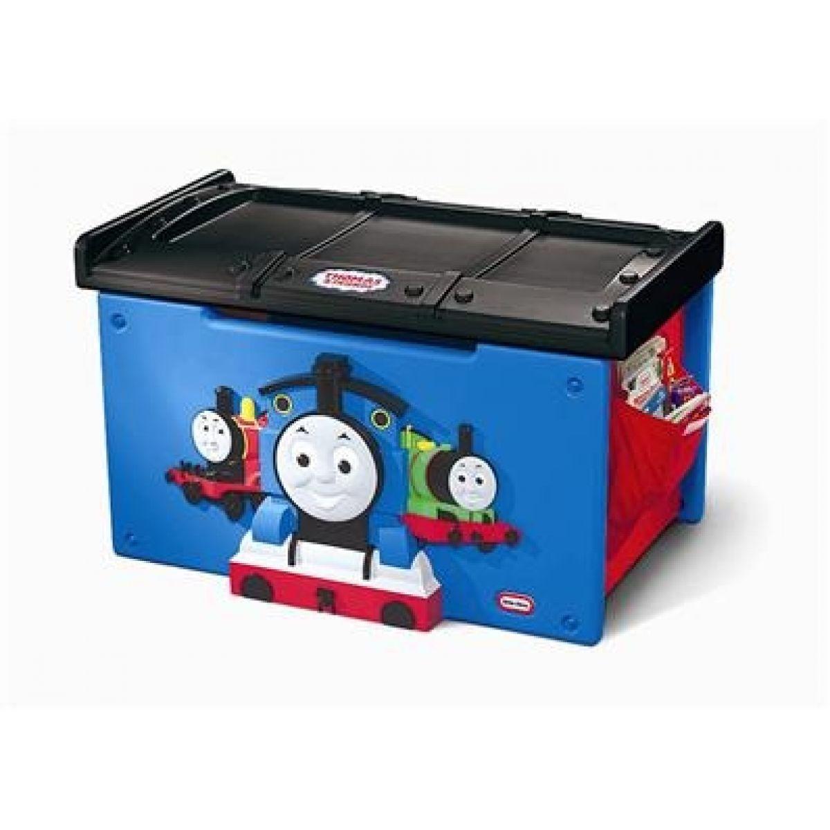 Little Tikes Box na hračky Tomáš a jeho přátelé