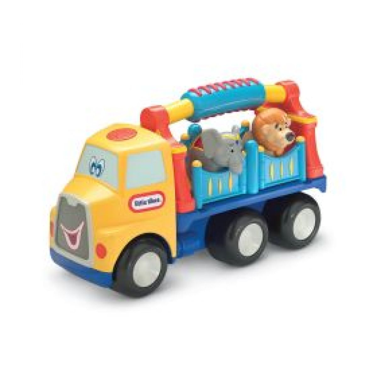 Little Tikes Cirkusový vůz s držadlem