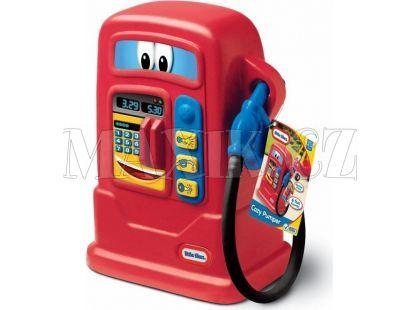 Little Tikes Cozy Benzínová pumpa