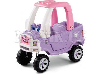 Little Tikes Cozy Coupe Odrážedlo terénní auto růžové