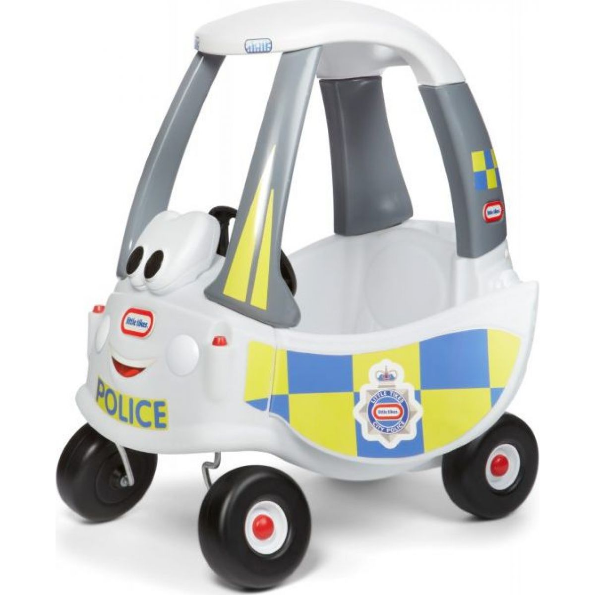 Little Tikes Cozy Coupe Police Response