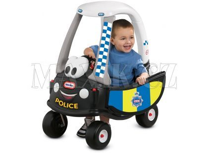 Little Tikes Cozy Coupe Policejní patrola