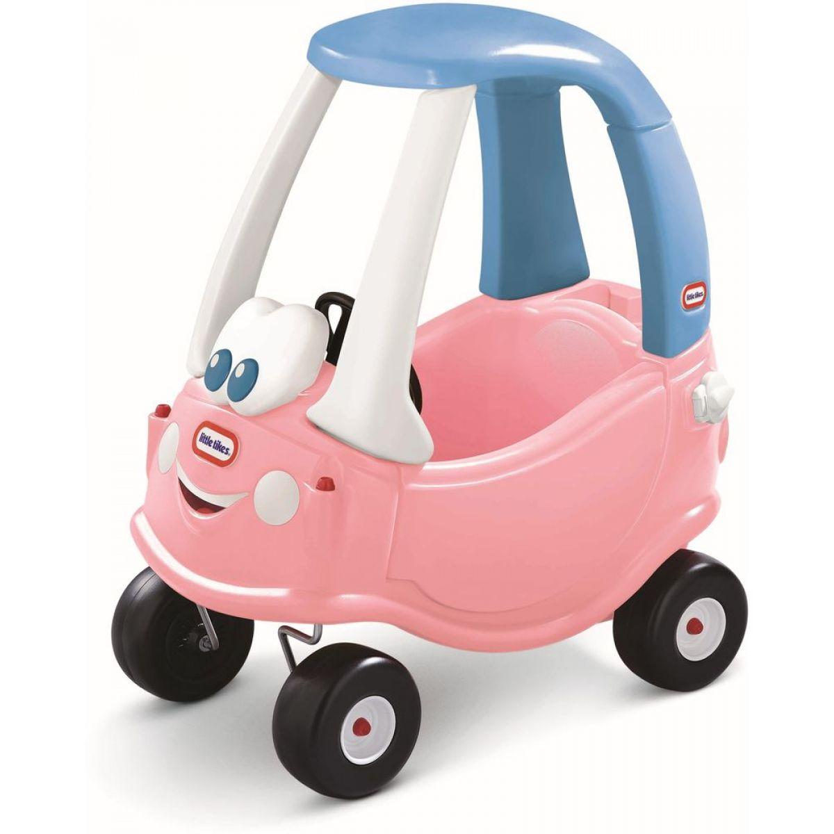 Little Tikes Cozy Coupe růžové