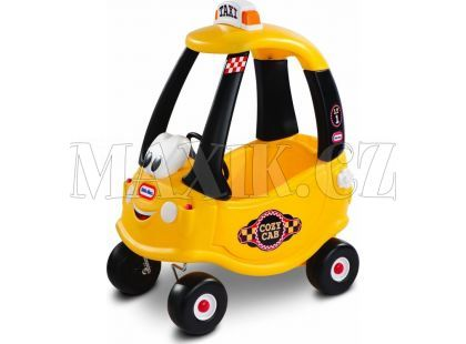 Little Tikes Cozy Coupe Taxi odrážedlo