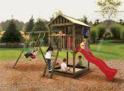 Little Tikes Dřevěné hrací centrum Richmond