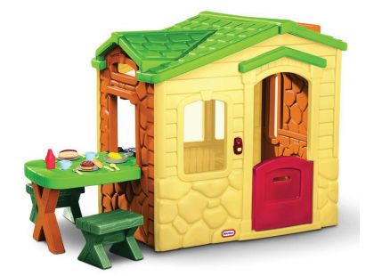 Little Tikes Domeček s piknikovým stolkem