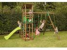 Little Tikes Dřevěné hrací centrum Buckingham 3
