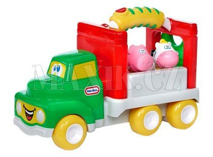 Little Tikes Handle Haulers Vozidlo s držadlem - Farmář