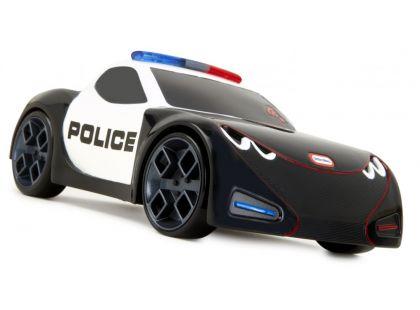 Little Tikes Interaktivní autíčko - Černé policejní