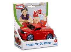 Little Tikes Interaktivní autíčko Pick-up červený