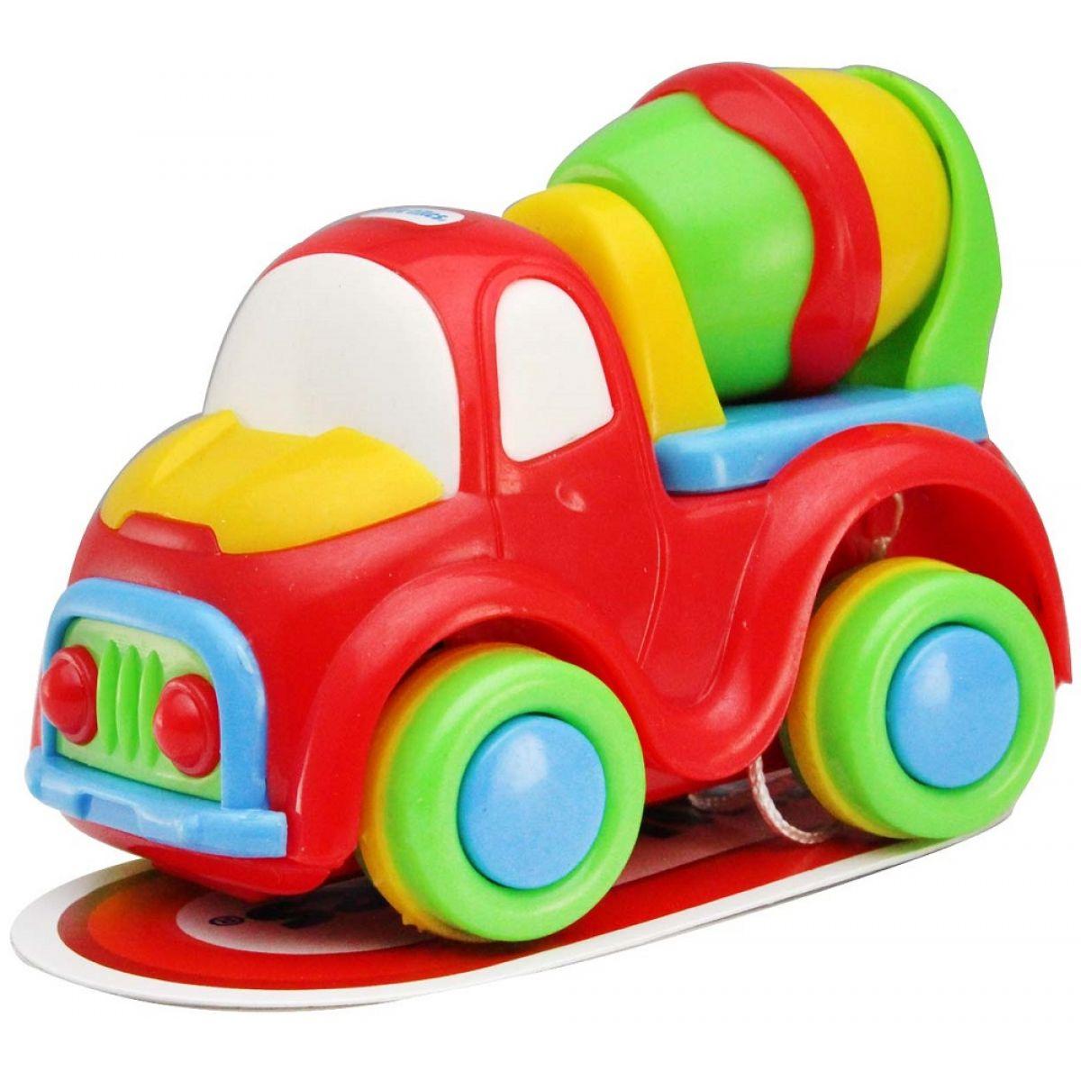Little Tikes Mini dopravní prostředky - Míchačka