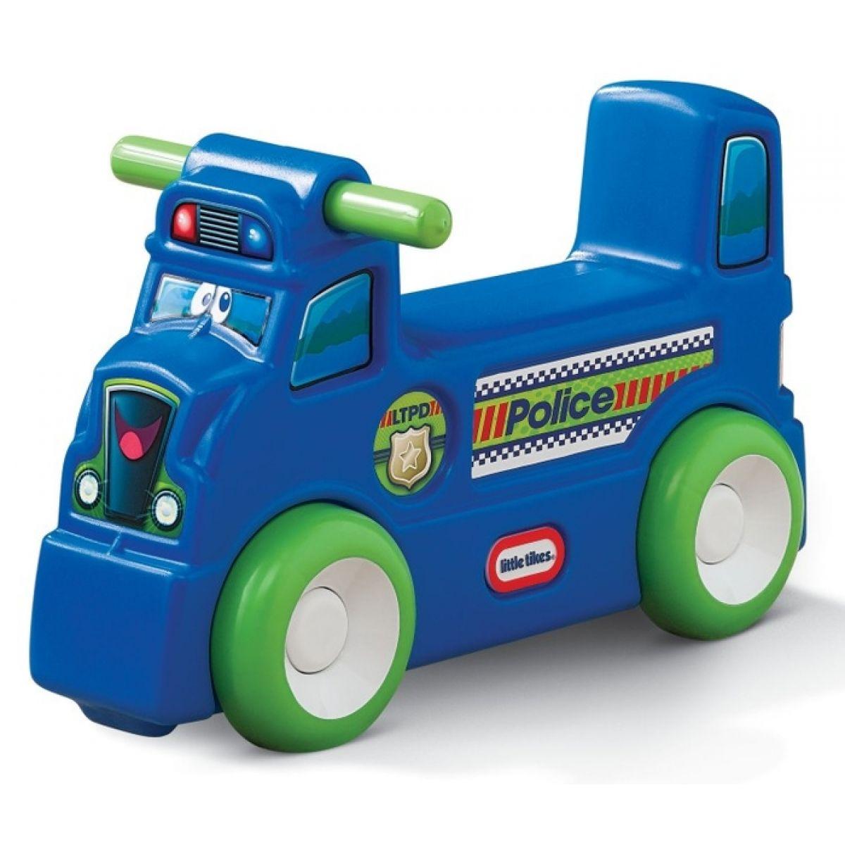 Little Tikes Odrážedlo Policejní vozidlo