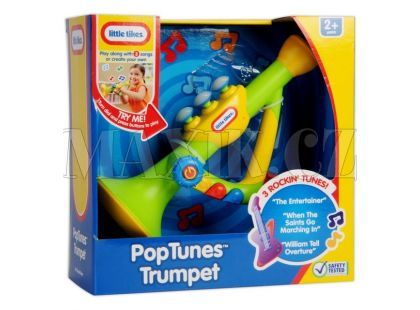 Little Tikes Pop Tunes Trumpeta