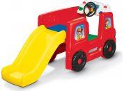 Little Tikes Požárnické vozidlo s kluzavkou - Poškozený obal