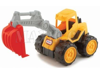 Little Tikes Stavební stroje 2 v 1 Bagr 619694