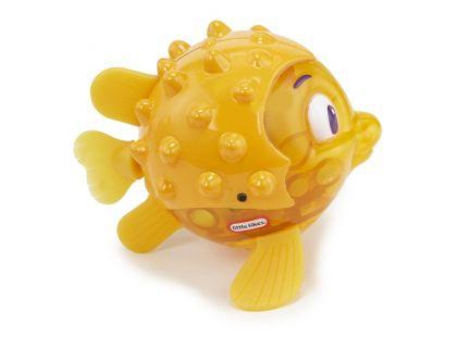 Little Tikes Svítící rybka žlutá