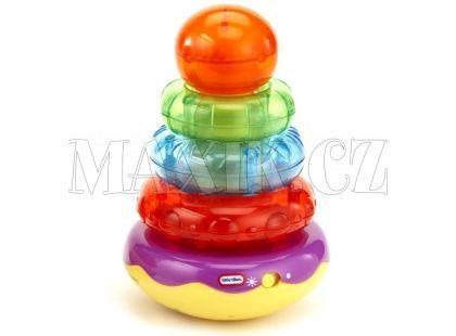 Little Tikes Světelná kruhová věž se zvuky - 636387
