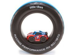 Little Tikes Tire Racers Modročervené auto