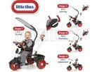 Little Tikes Tříkolka 4v1 Sport Červeno-bílá 4