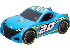 Little Tikes Touch n' Go Racers Interaktivní autíčko modrý sporťák