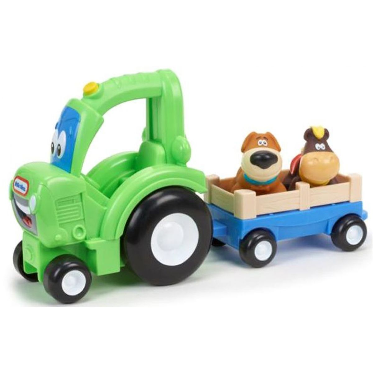 Little Tikes Traktor s držadlem a zvuky