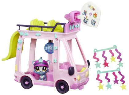 Littlest Pet Shop Autobus