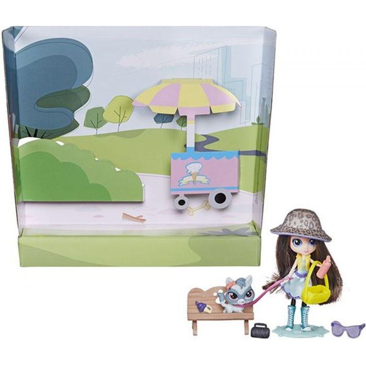 Littlest Pet Shop Blythe a její přátelé - Sweet Saturday Afternoon