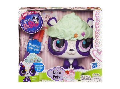 Littlest Pet Shop Dekorativní zvířátko Hasbro - Panda