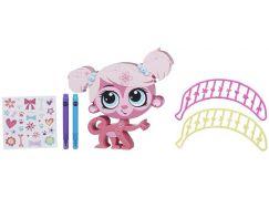 Littlest Pet Shop Dekorativní zvířátka - Opička