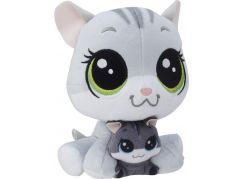 Littlest Pet Shop Duo plyšových zvířátek Tabsy Felino