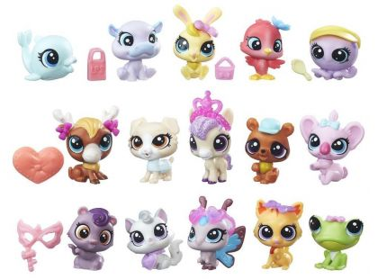 Littlest Pet Shop Herní set zvířátek - City fashion