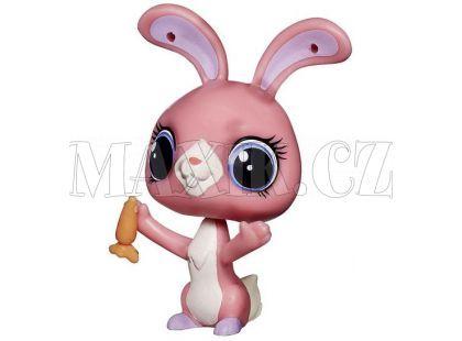 Littlest Pet Shop jednotlivá zvířátka - Bunny Ross