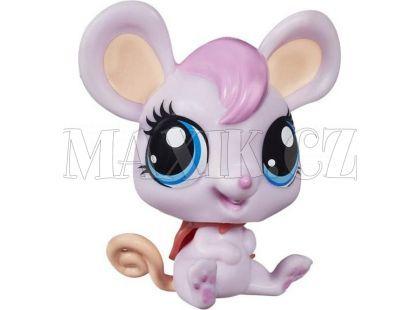 Littlest Pet Shop jednotlivá zvířátka - Fiona Gloucester