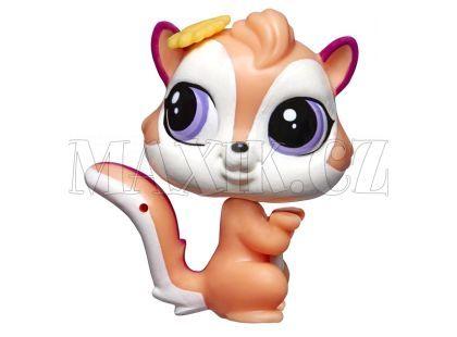 Littlest Pet Shop jednotlivá zvířátka - Morey Chesterfield