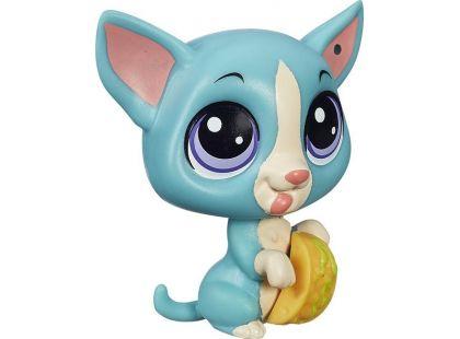 Littlest Pet Shop jednotlivá zvířátka - Chi-Chi Ostos