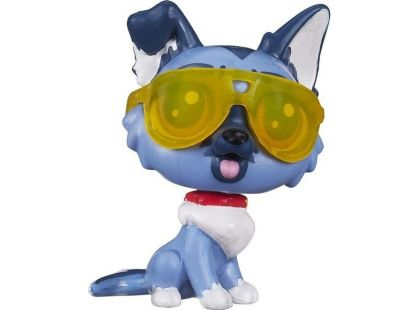 Littlest Pet Shop jednotlivá zvířátka - Shades Shepard