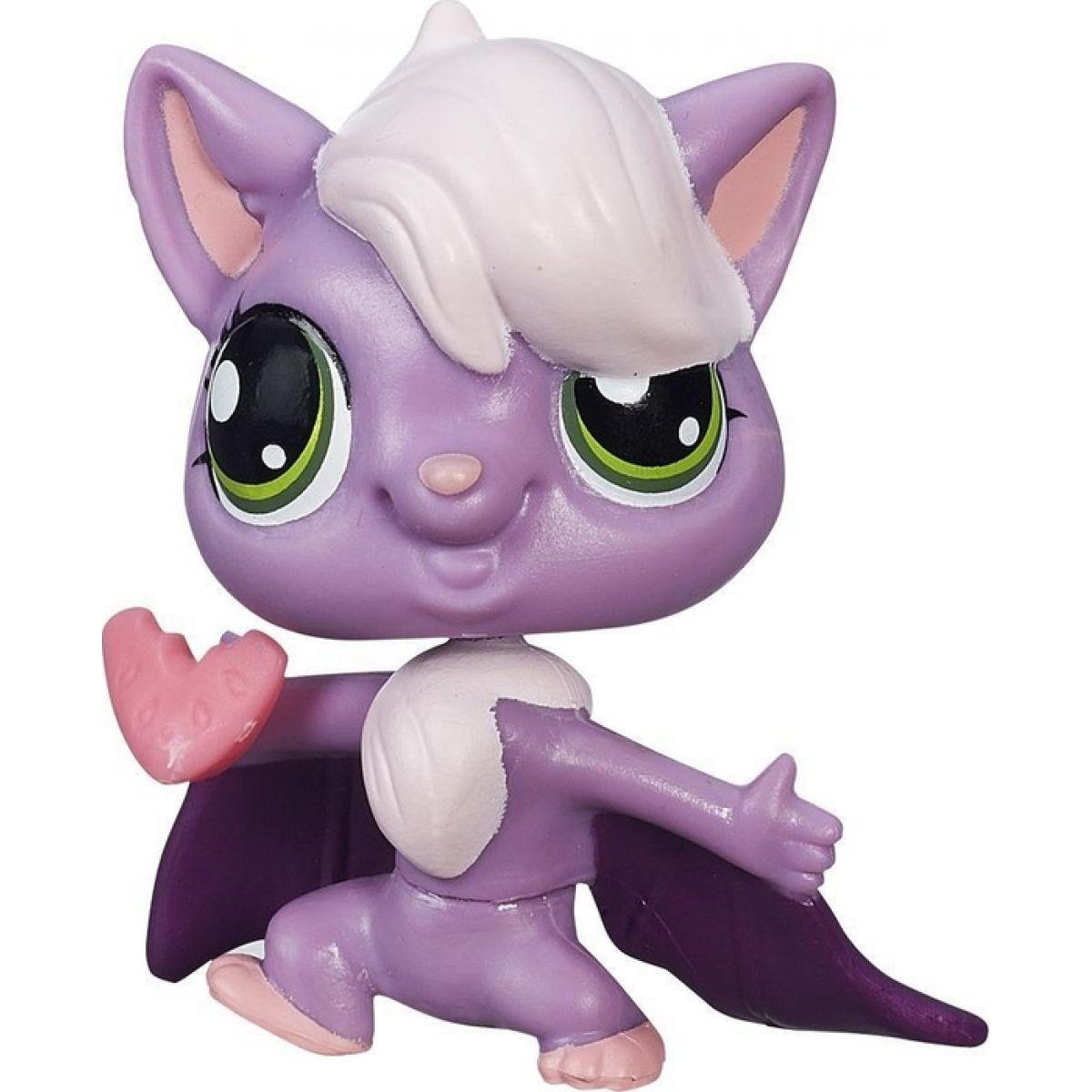 Littlest Pet Shop jednotlivá zvířátka - Stormie Batters