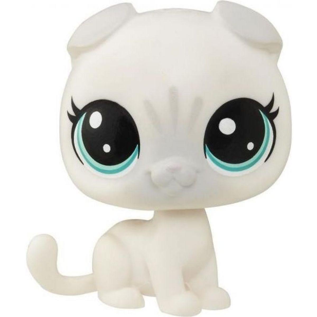 Littlest Pet Shop jednotlivá zvířátka Alabaster Scottsfold