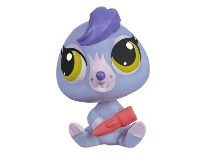 Littlest Pet Shop jednotlivá zvířátka B A8229 - Laura Moleson