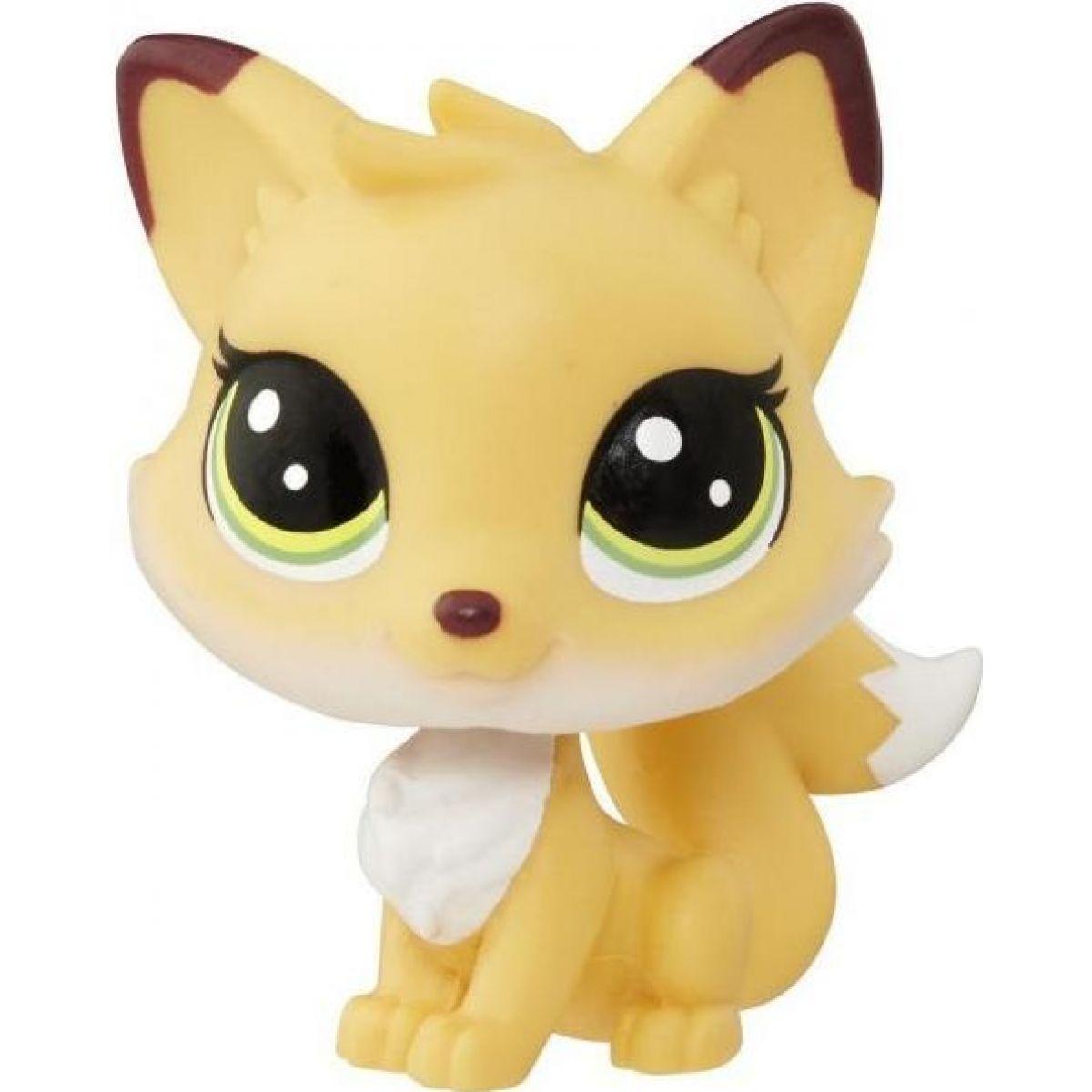 Littlest Pet Shop jednotlivá zvířátka B A8229 Renston Trickster