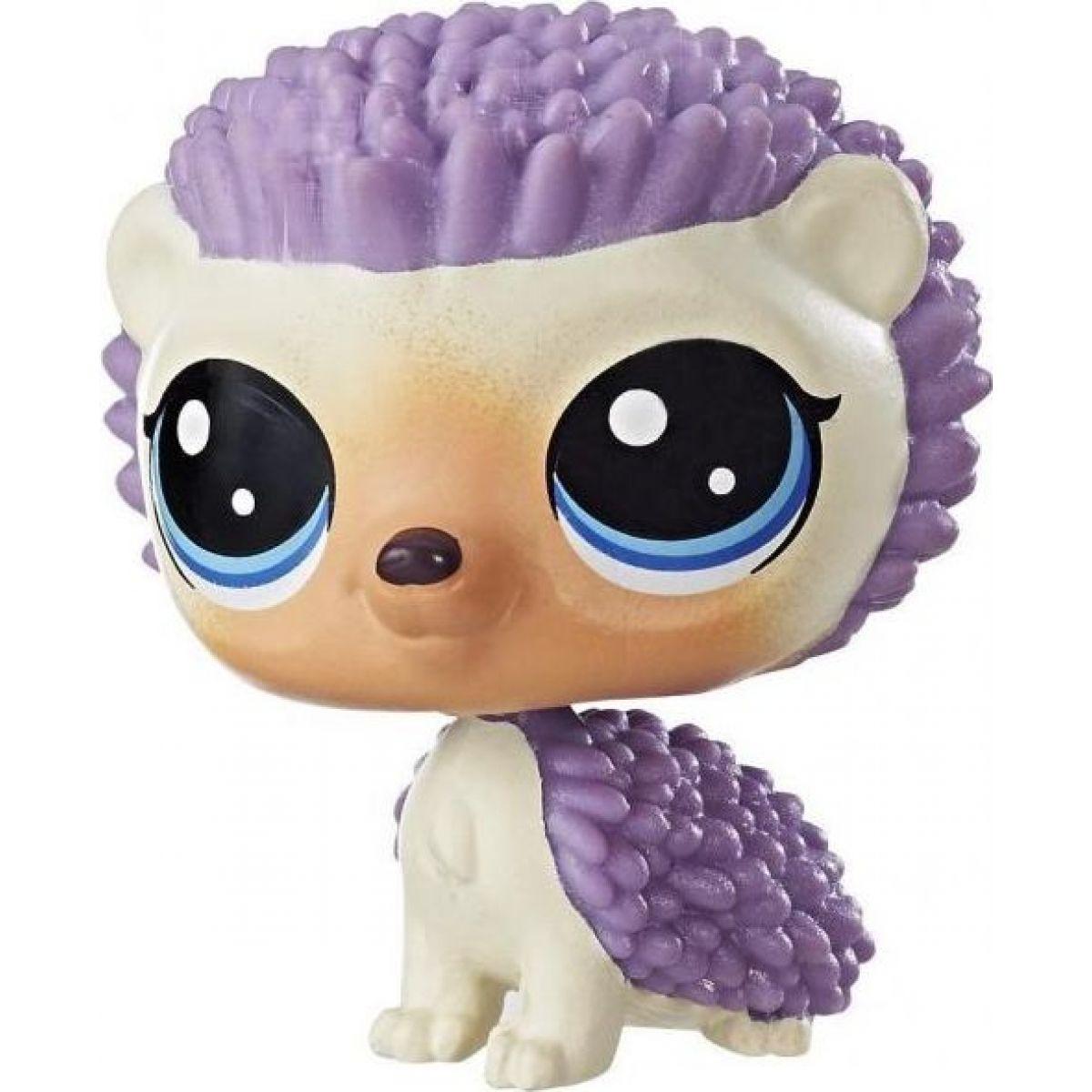 Littlest Pet Shop jednotlivá zvířátka Hedgeley Rocker